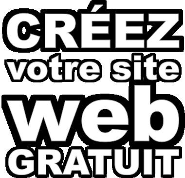 Créez votre site web gratuit